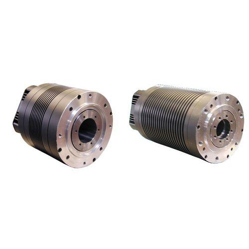 motor par AC / trifásico / 3 fases / con eje hueco