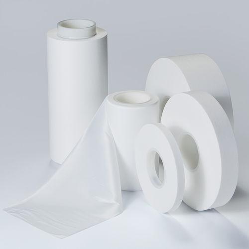 materia filtrante sin tejer / de aire / de líquidos / para filtros en rollo