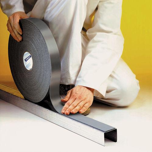 cinta adhesiva de polietileno / para la industria / aislante / antirruido