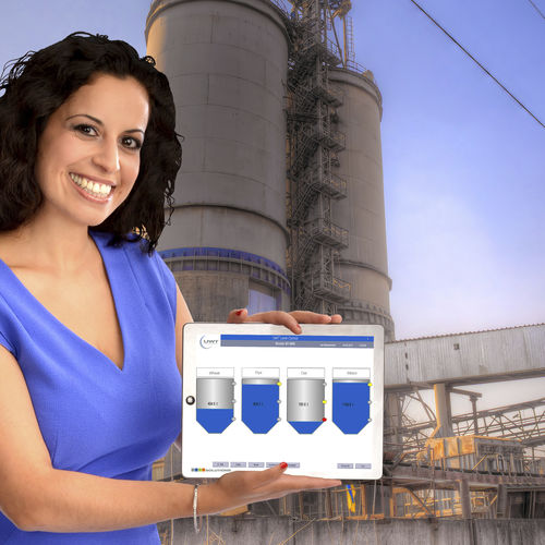 sistema de supervisión de nivel - UWT GmbH Level Control