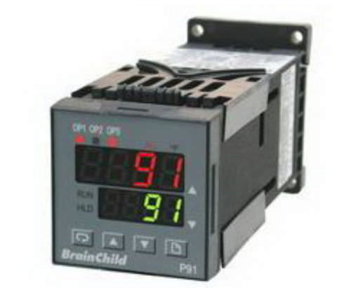 controlador de temperatura analógico / PID / ramp/soak programable / configurable