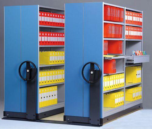 sistema de estanterías de oficina / para cajas / para archivo