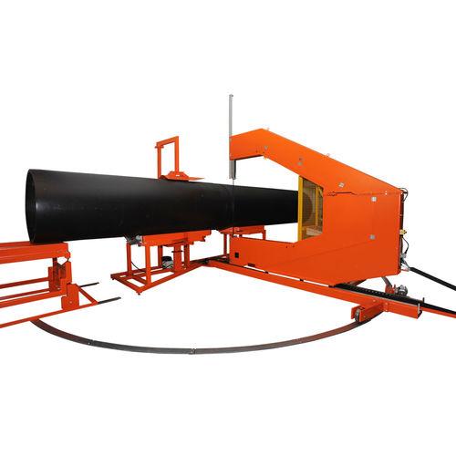 sierra de cinta / para plástico / para perfiles / de precisión