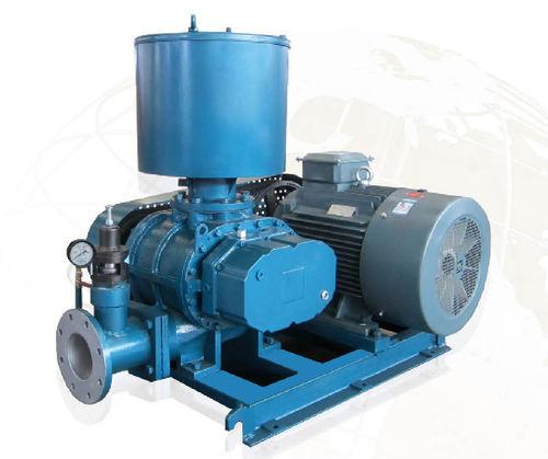 soplador de aire / con 3 lóbulos / monoetapa / compacto
