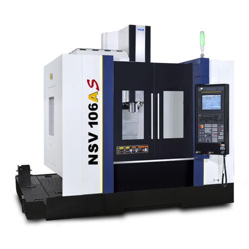 centro de mecanizado CNC 3 ejes