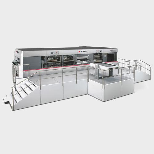 máquina de corte de papel / para cartón / de punzonado / CNC