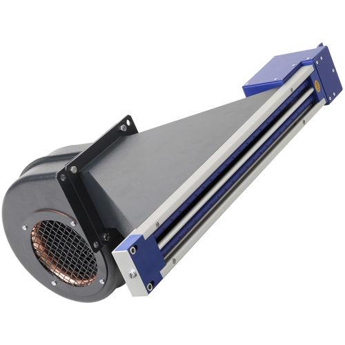 soplador de aire ionizado / centrífugo / monoetapa / antideflagrante