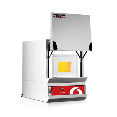 horno de calcinado / de análisis / de cámara / eléctrico