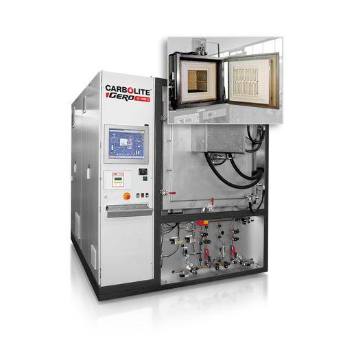 horno de sinterización / de cámara / de gas / de vacío