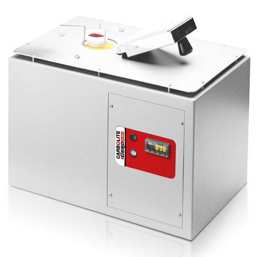 horno de análisis / de prueba de reactividad de coque / de cámara / eléctrico