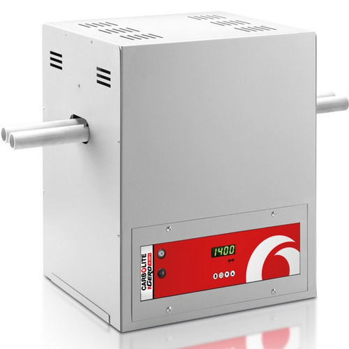 horno de análisis / de prueba de reactividad de coque / de cámara / de gas
