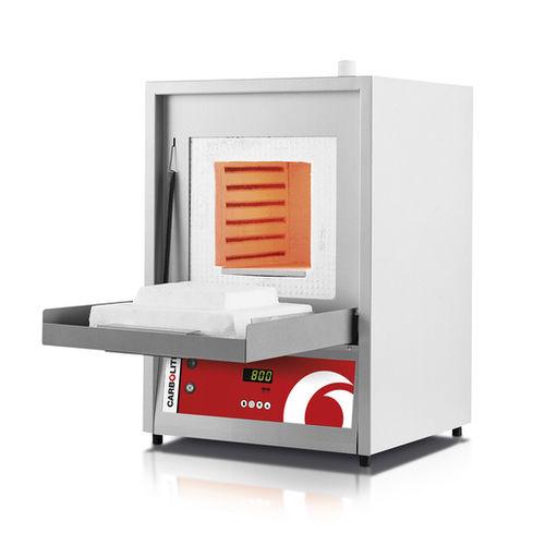 horno de recocido / de cámara / de infrarrojos / con circulación de aire
