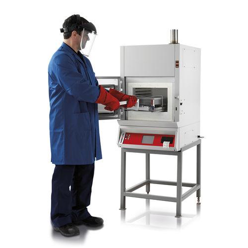 analizador de bitumen / de gas de combustión / benchtop / de muestreo