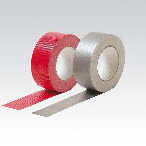 cinta adhesiva doble cara / de fibra acrílica / para la industria / para marcado
