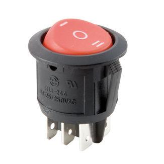 interruptor mecedor / bipolar / on/off / de nailon