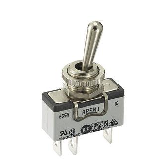 interruptor de palanca / unipolar / on/off / de metal