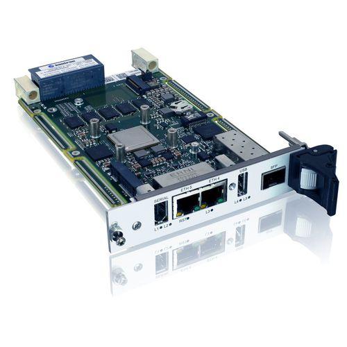 ordenador monotarjeta VPX / Quad Core / SATA