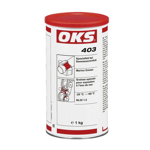 grasa lubricante / orgánica / para rodamiento / para husillo