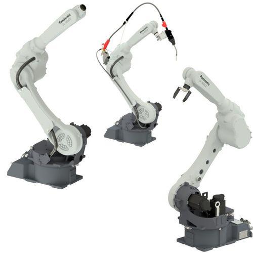 robot articulado / 6 ejes / de manipulación / de soldadura