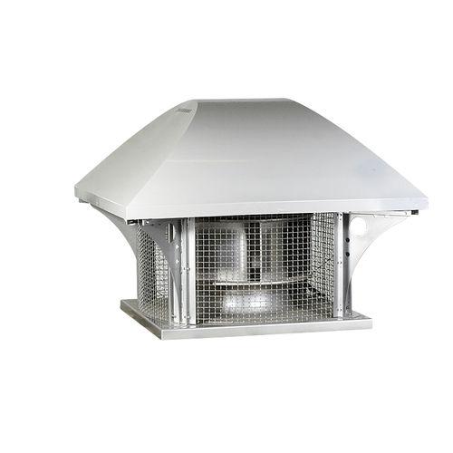 ventilador de tejado / radial / de evacuación / de evacuación de humos