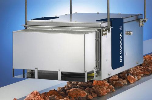 analizador de sólidos