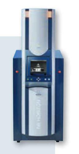 instrumento de medida SAXS