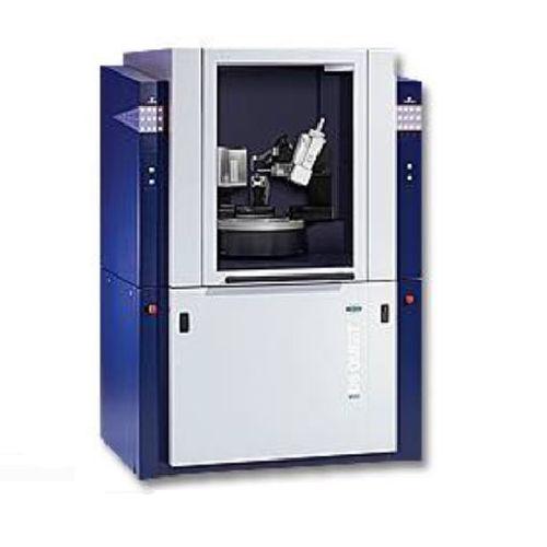 difractómetro de rayos X