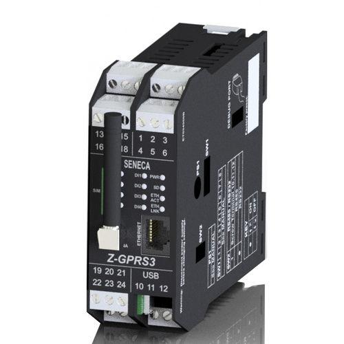 registrador de datos inalámbrico / ethernet / Modbus / sin pantalla