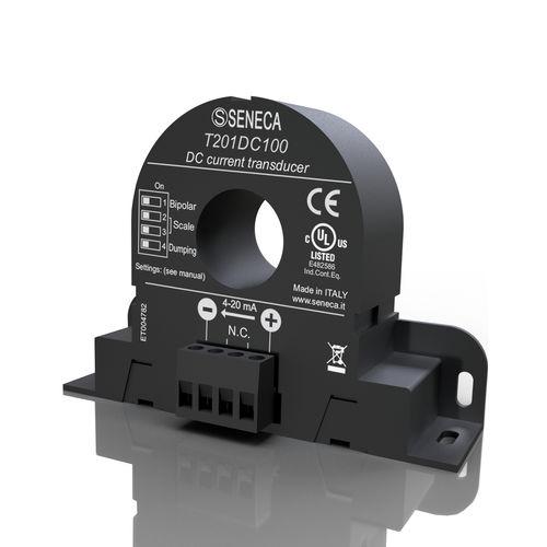 transductor de corriente magneto-resistivo / en riel DIN / DC / de tensión