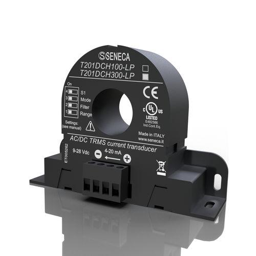 sensor de corriente magneto-resistivo / en riel DIN / AC / DC