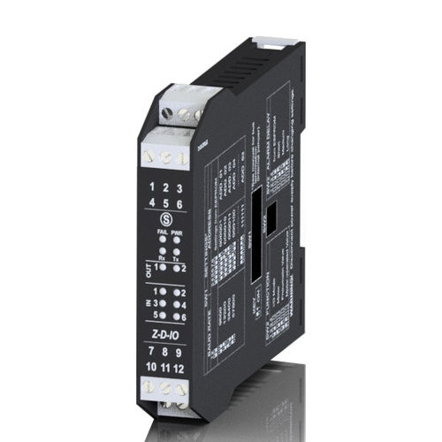 módulo de control RS485 / de salida / de 8 E/S / con 2 S