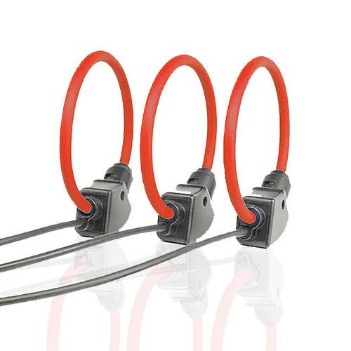 bobina de Rogowski / magnética / inductiva / flexible