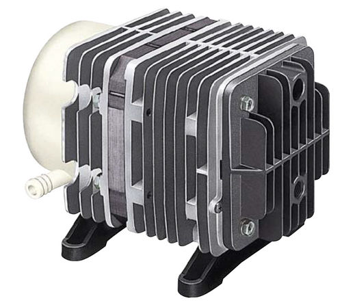 compresor de aire / estacionario / AC / de pistón lineal