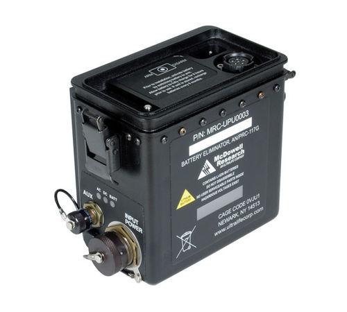 ondulador UPS offline / DC / militar
