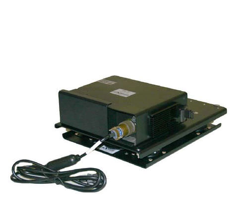 alimentación eléctrica AC/DC / chasis cerrado / cargador de batería