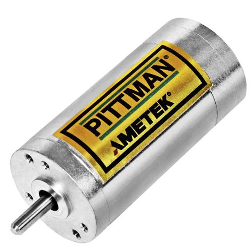 motor DC / con escobillas / 48 V / 2 polos