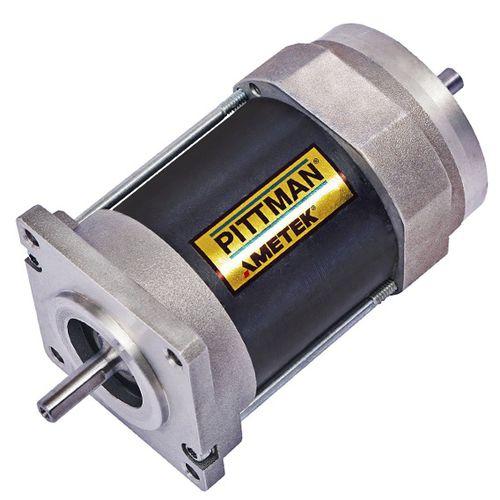 motor DC / sin escobillas / de baja tensión / 4 polos