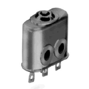 interruptor de palanca / unipolar / cerrado / de corte