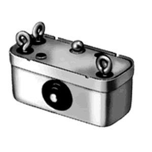 interruptor sensitivo / unipolar / electromecánico