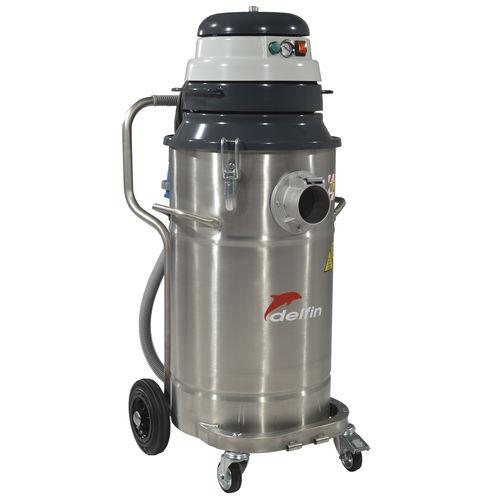 aspirador de líquidos / monofásico / para la industria agroalimentaria / para la industria química