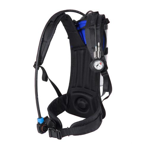 aparato respiratorio aislante / ERA / autónomo