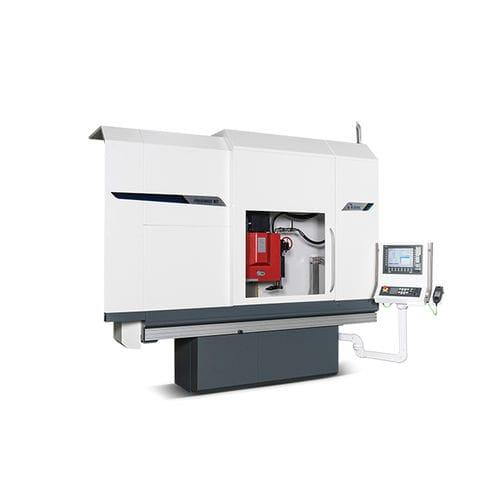 rectificadora plana / de piezas para procesar / para perfiles metálicos / CNC