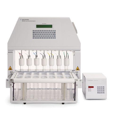 comprobador de disolución / para impresión y etiquetas / automático