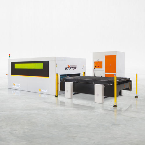 máquina de corte láser de fibra / para acero inoxidable / para acero / para aluminio