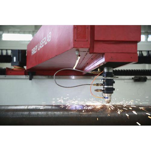 máquina de corte para acero