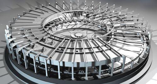 filtro de líquido / de disco / para aplicaciones químicas / de partículas
