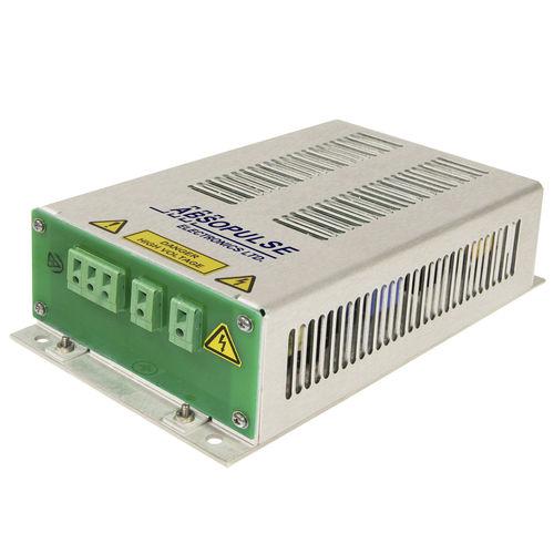 convertidor DC/DC de alta densidad de potencia / para aplicaciones ferroviarias / alto MTBF / EN50155