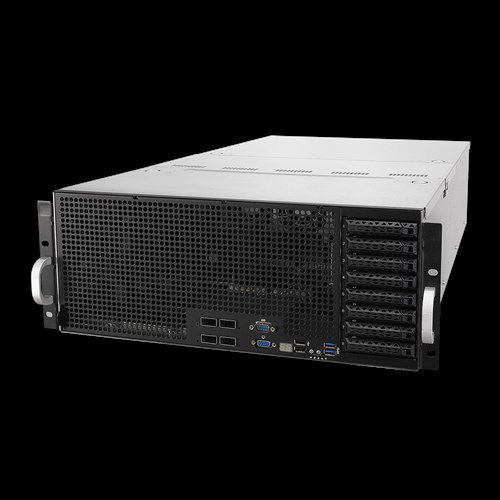 servidor GPU / 4U / embarcado / Intel® Xeon