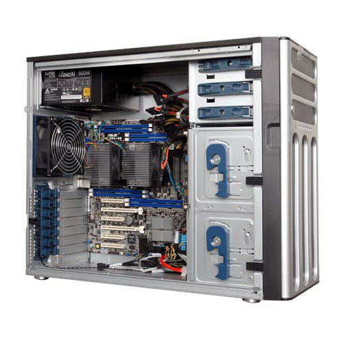 servidor de almacenaje / torre