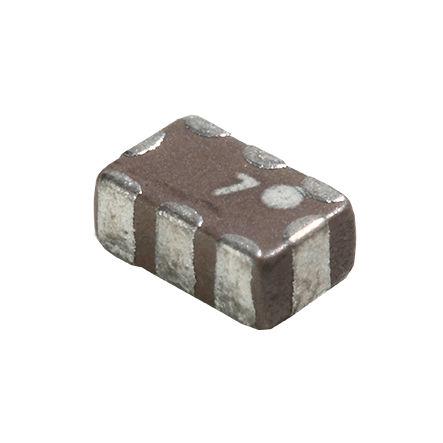 filtro electrónico paso banda / pasivo / de cerámica / SMD